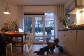 Verbouwing appartement AmsterdamOost