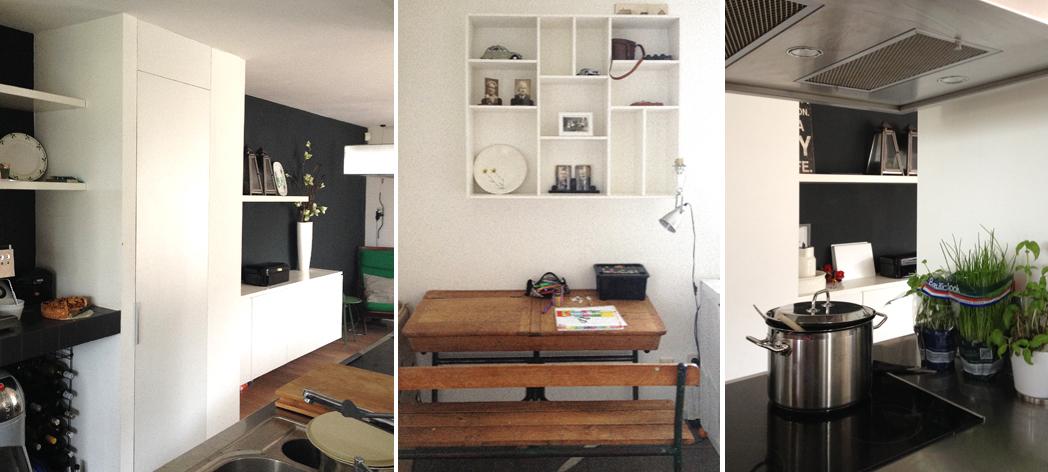 Meer ruimte zonder uitbouw lisette schoenmaker for Goedkope woonkamer